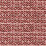 Rosso sul lino