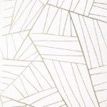 Peltro metallico su bianco