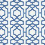 Blu su bianco