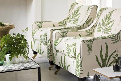 A Painters Garden Fabrics