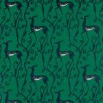 Deer Velvet Malachite
